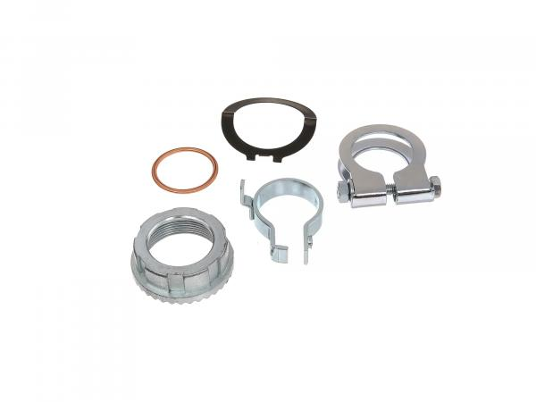 Set: Manifold attachments - for Simson S50, S51, KR51 Schwalbe, etc.