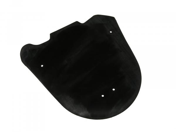 Injection rubber, splash guard (mudguard, hi.) SR50/1, SR80/1XG ,XC ,XGE ,XCE