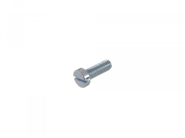 10002600 Zylinderschraube, Schlitz M5x14 - DIN84 - Bild 1