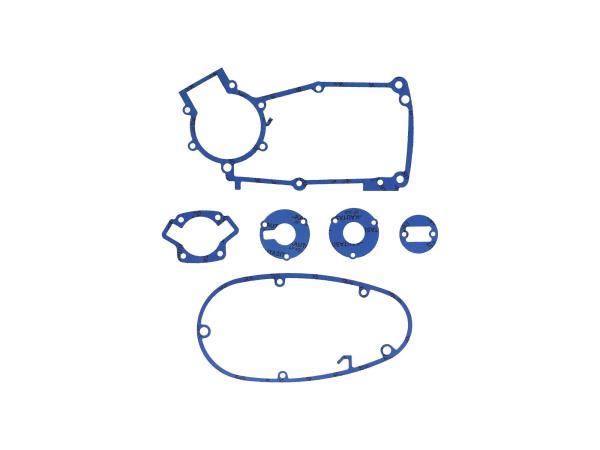 10069210 Dichtungssatz aus Kautasit Motortyp M53/2 - für Simson S50, Schwalbe KR51/1 - Bild 1
