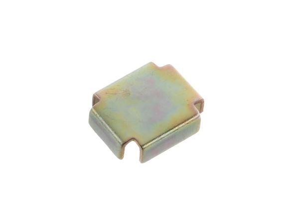 Bremsbackenzwischenlage (1,5 mm stark) für MZ