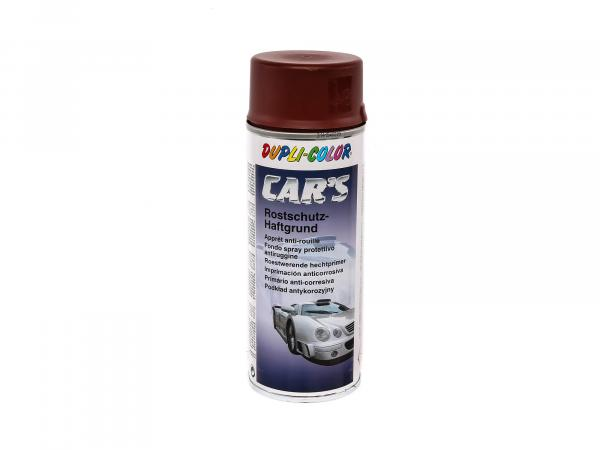 Dupli-Color CAR'S Rust Protection Primer, Red Brown - 400ml