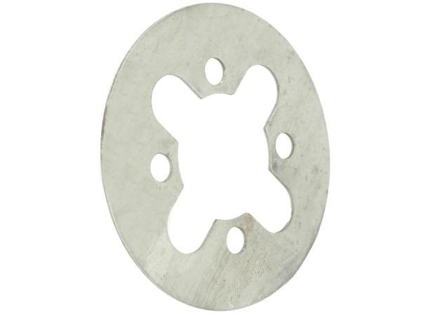 Kupplungslamelle 1,9 mm - für Simson S50, KR51/1 Schwalbe, SR1, SR2, SR2E, SR4-1 Spatz, SR4-2 Star, SR4-3 Sperber, SR4-4 Habicht, DUO 4/1