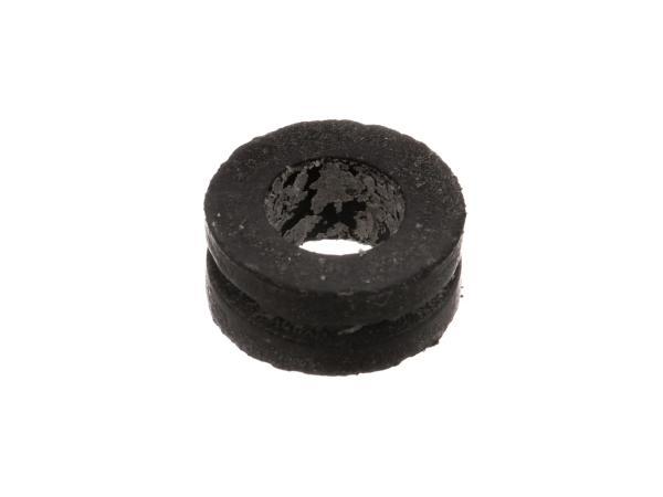 Kabeltülle offen - Gummitülle, Durchführungstülle - 10x14x18-1,5