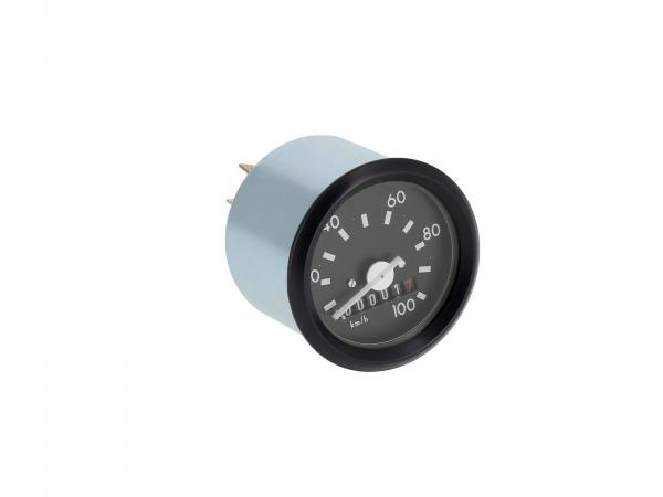 Speedometer without logo 100km/h version without flashing control