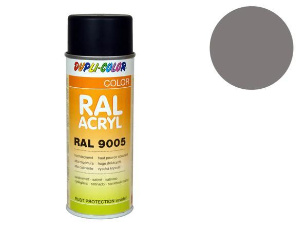 Dupli-Color Acryl-Spray RAL 9007 graualuminium,  seidenmatt - 400 ml