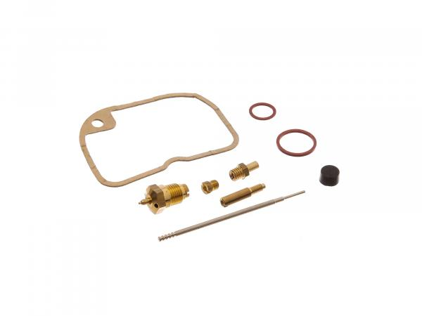 Repair kit 9 pieces, for carburetor 26N1-1 - MZ ES175/2