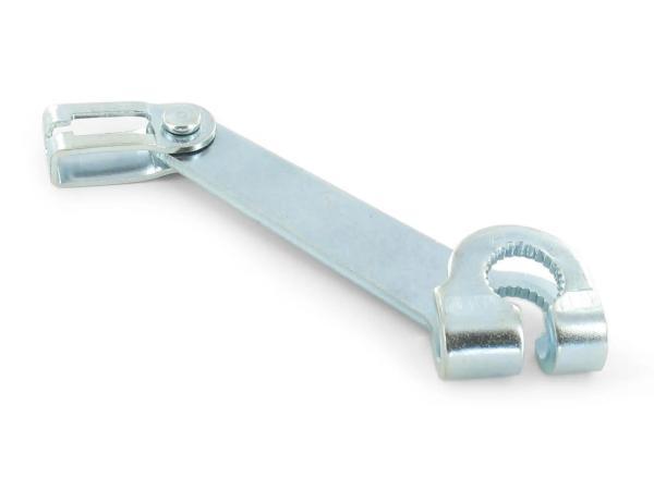 Bremshebel am Bremsschild, vorn - für Simson S50, S51, S53, S70, SR50, SR80