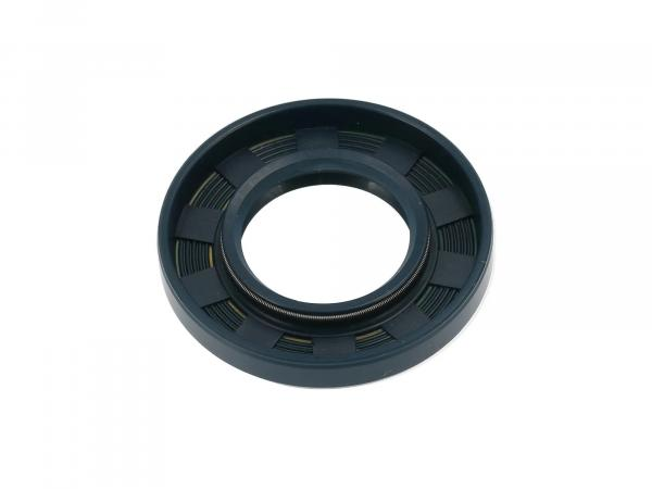 Oil seal 25x47x07, blue - for Simson SL1 moped