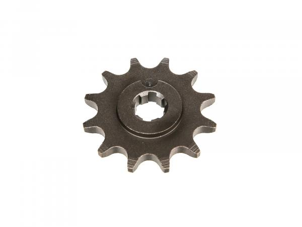 sprocket, small sprocket, 12 teeth - for Simson S50, KR51/1 Schwalbe, SR4-2 Star, SR4-3 Sperber, SR4-4 Habicht