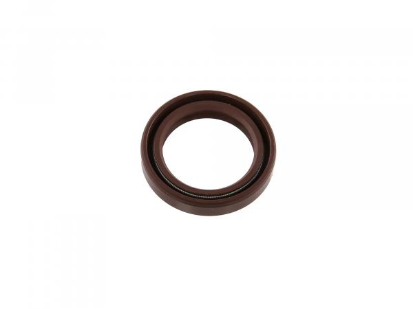Oil seal 25x35x07, brown - MZ ETZ, TS, RT, etc.