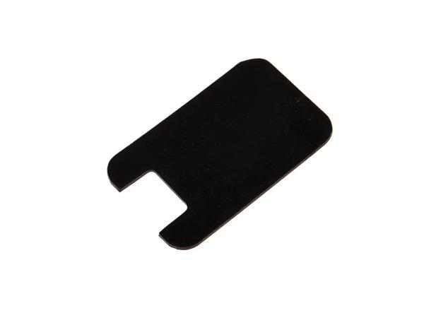 Gummiunterlage für Blinker- oder Abblendschalter,schwarz