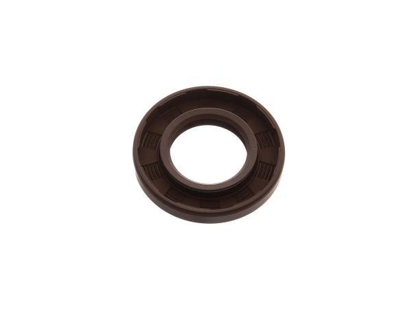 Oil seal 25x47x07, brown - Simson SL1 Mofa