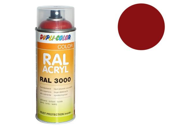 Dupli-Color Acryl-Spray RAL 3003 rubinrot, glänzend - 400 ml