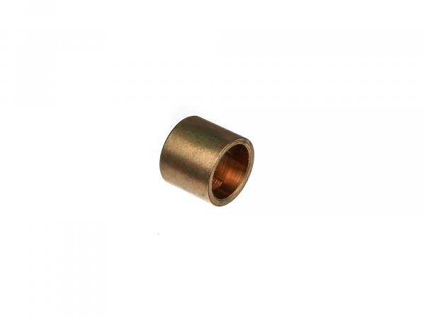 bush, bush for connecting rod - lead bronze - ø 15x11,95 b13 mm - Simson motor M52, M53, M54 - KR50, KR51/1, SR4-1, SR4-2, SR4-3, SR4-4