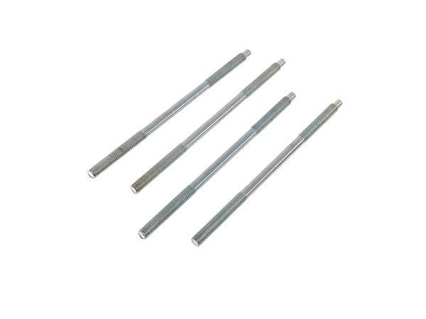 10038982 Set: 4x Zuganker - M6x126mm M531, M541, M741 - KR51/2 Schwalbe, S51, S53, S70, S83, SR50, SR80 - Bild 1