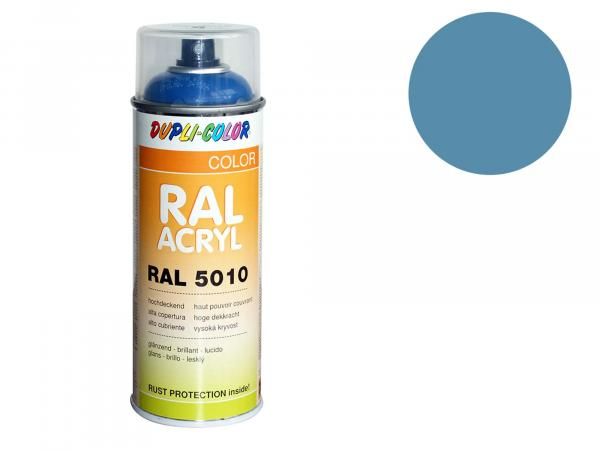 Dupli-Color Acryl-Spray RAL 5024 pastellblau, glänzend - 400 ml