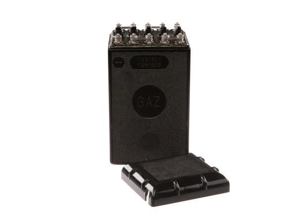 Batterie 6V 8Ah AWS (Nickel-Kadmium) mit Deckel - für MZ ES, RT, BK350, - Simson AWO - IWL Pitty, SR56 Wiesel, SR59 Berlin