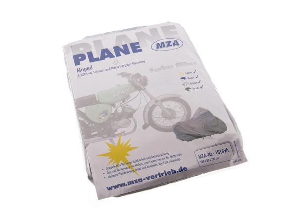 10068326 Abdeckplane, Faltgarage mit Befestigungszugband fürs Moped - Bild 1