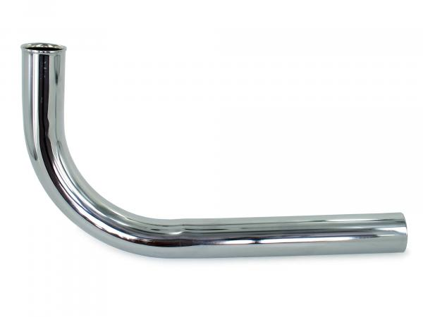 Tuningkrümmer ø 32 mm - Exhaust pipe chrome plated - Simson KR51/1 Schwalbe, SR4-2 Star, SR4-3 Sperber, SR4-4 Habicht