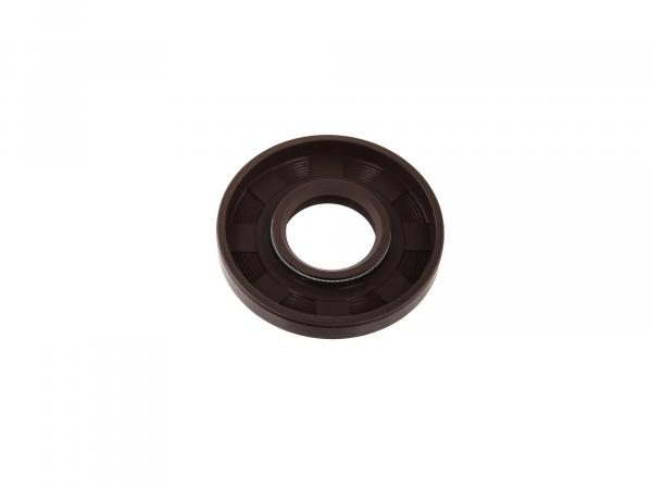 Oil seal 20x47x07, brown - for Simson S51, KR51/2 Schwalbe, SR50 - MZ ETZ125, ETZ150