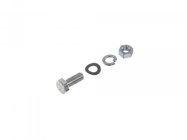 Set: Hexagon head screws for side support/side stand S50, S51C, S51E, S70C, S70E