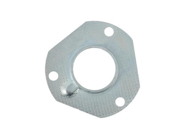 10055206 Dichtkappe S50, KR51/1 (Metallplatte vorm Ritzel) - Bild 1