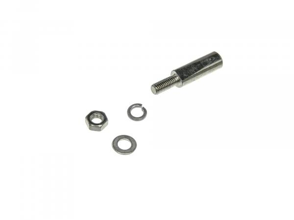 wedge screw kick starter crank - MZ ETZ 250, ETZ 251, ETZ 301, TS 250, ES 175, ES 250, ETS 250