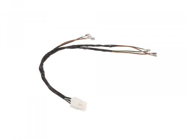 Wiring harness for rear light and indicator lights, X-Roller models - Simson SR50, SR80