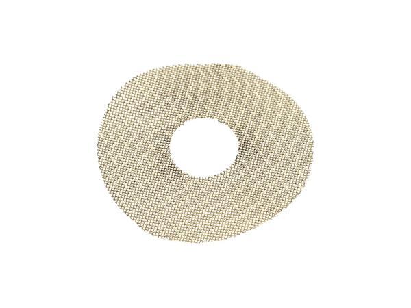 Siebplatte für Benzinhahn Messing 25 x 0,6