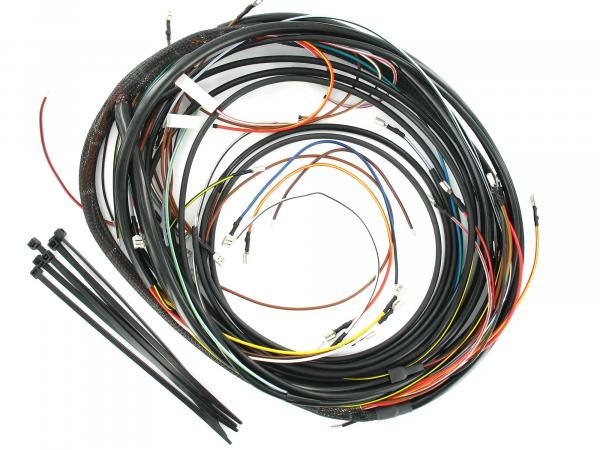 wiring harness set Duo 4/1 , including wiring diagram