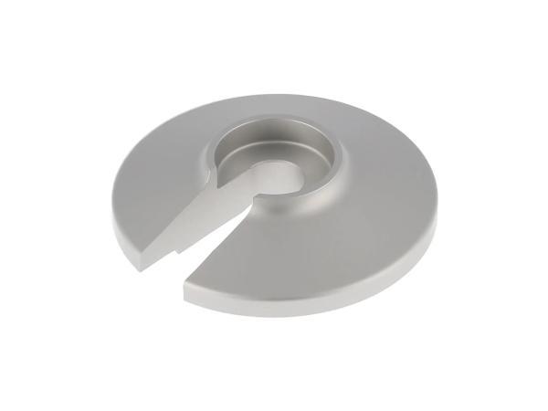 washer - aluminium - colour silver matt - for Enduro suspension Simson S51 Enduro