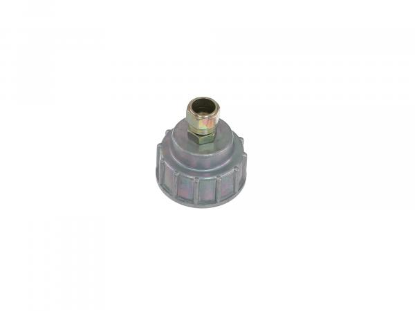 Carburetor housing cap BVF 16N 3 with screw and nut
