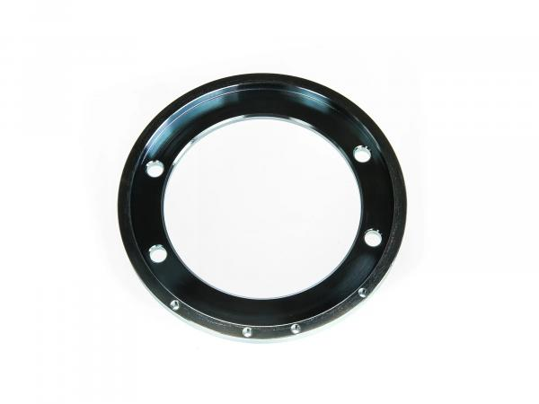 Base plate - Ø96 without coil attachment (steel ring) a69n