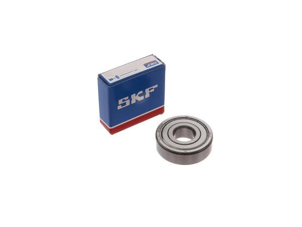 Ball bearing 6303 2Z, wheel bearing front - Simson AWO 425S, 425T