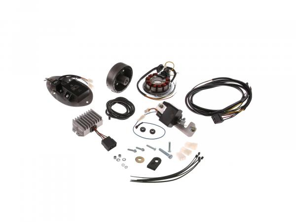 Magnet light ignition system, 12V 150W ignition cpl., BK350 - Conversion kit