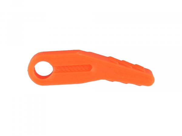 10069247 Kaltstarthebel 3D, Orange - für Simson S50, S51, S70, SR50, SR80, KR51/2 Schwalbe - Bild 1