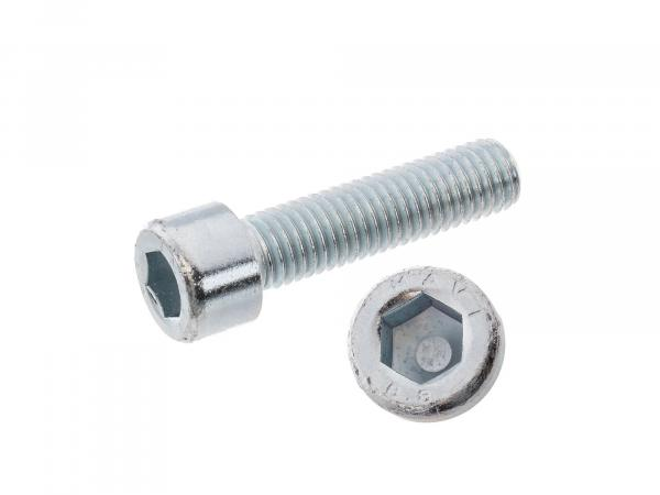 Hexagon socket head cap screw M10x40 - DIN912VG