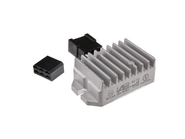 DC controller 8050 / 6V 100W, 4-pole - Rectifier/controller