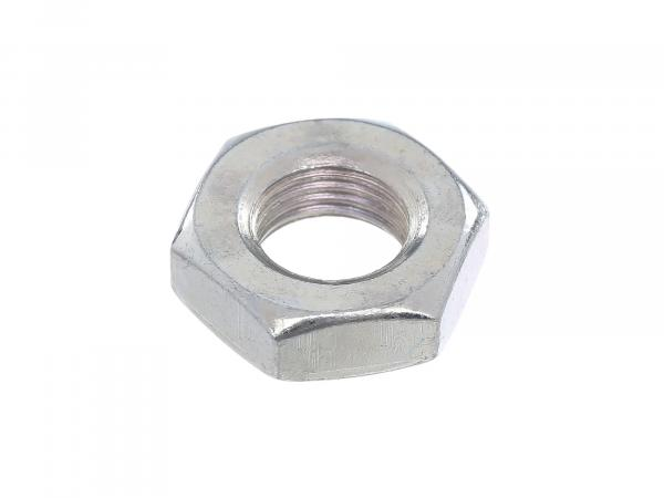 Hexagon nut M10x1 low form - DIN936