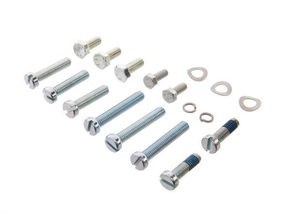 Normteile-Set zur Befestigung Anlasser 3. Generation mit 12V - EMZA- bzw. PVL-Zündung