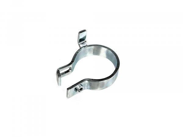 Locking clamp for elbow nut, Ø28mm - Simson S50, S51, KR51 Schwalbe, SR50, etc.