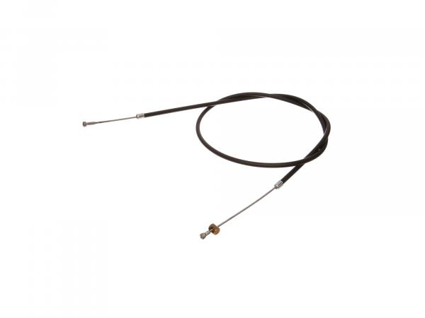 Brake cable front, black, new version - AWO 425T