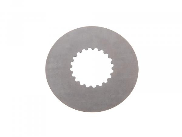 Clutch disc metal - for Simson S51, S53, S70, S83, KR51/2 Schwalbe, SR50, SR80