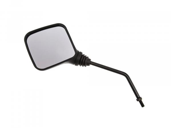 Mirror, rectangular, right/left applicable - for Simson Simson S50, S51, S70, S53, S83, KR51/2 Schwalbe, SR50, SR80
