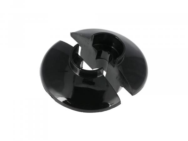 Set: 2 x half shell (support ring half) - plastic large version Simson S51 Enduro