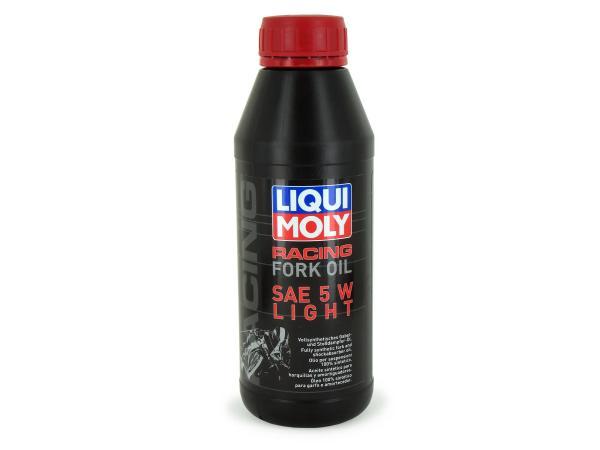 Gabel- und Stoßdämpferöl 0,5 Liter Liqui Moly* (SAE5W)