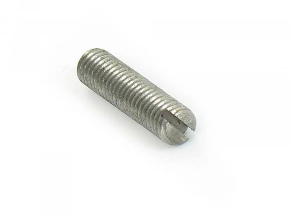 Grub screw M6 x 28 - with slot