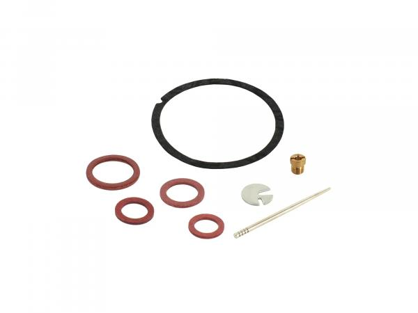 Repair kit for carburettor NKJ 121-1/NKJ 121-4/122-4/123-4/132-0 8 pcs.
