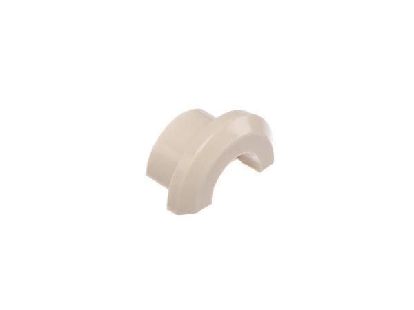 10057430 Halbschale für Federbein klein (Farbe creme)  (Plaste) Simson S50, S51, Schwalbe KR51/1, KR51/2, SR4-1, SR4-2, SR4-3, SR4-4 - Bild 1